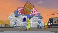 Las mejores parodias de videojuegos en Los Simpson