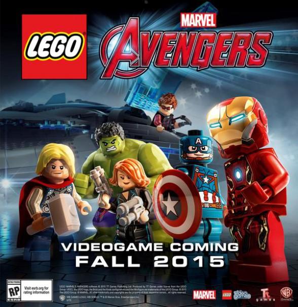 Jurassic World Y Los Vengadores Tendran Su Juego Lego Sport Punta
