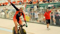 Exito del equipo paralimpico en el Campeonato del Mundo en Pista