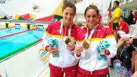 España lleva ya 32 medallas en Funchal