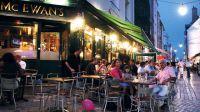 Francia 'prohibe' las pantallas en las terrazas de los bares