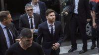 Los Messi condenados a 21 meses de cárcel