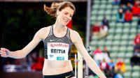 Ruth Beitia se baña en oro