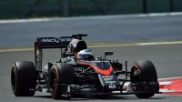 Alonso consigue el mejor tiempo en Silverstone