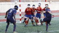 España será la sede del Mundial de Fútbol para Ciegos del 2018