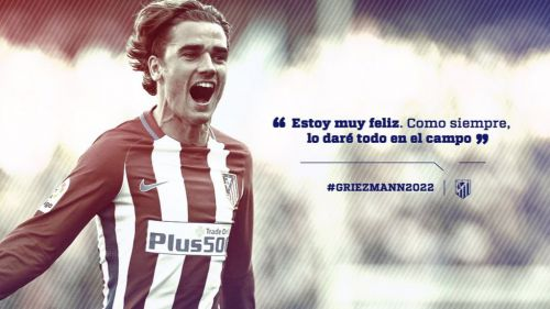 Griezmann se retracta: