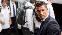 Cristiano Ronaldo pasa por los tribunales este lunes