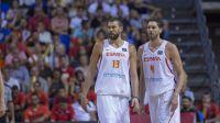 España barre a Montenegro