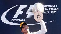 Hamilton destrona a Vettel