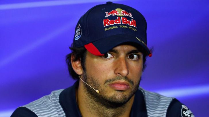 Carlos Sainz 'en manos de Red Bull'