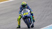Rossi se prepara ya para el GP de Aragón