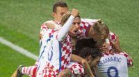 Croacia más cerca de Rusia tras aplastar a los helenos