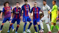 Seis españoles en la alineación del milenio
