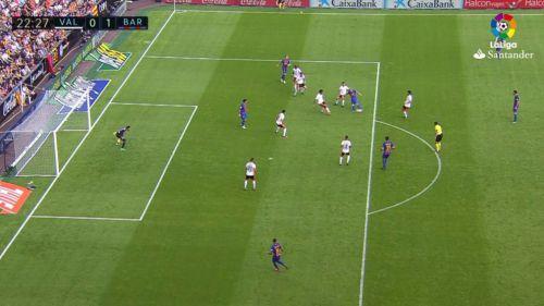 Betfair da por bueno el gol anulado a Messi