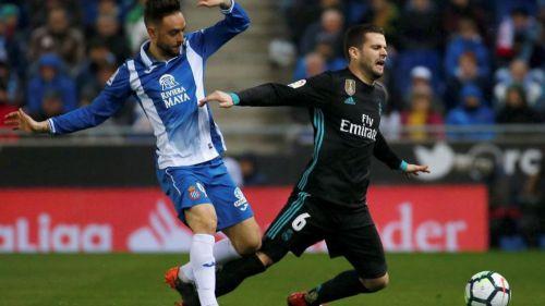 Adios a la Liga para el Real Madrid