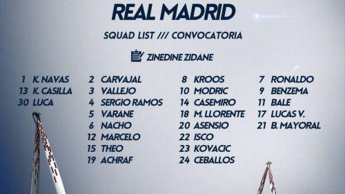Zidane quiere a todos en Turín