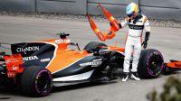 A Mclaren le falta velocidad para el coche de Alonso