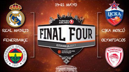 La proxima Final Four de la Euroliga será en Vitoria