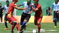 España se prepara para el Mundial de Fútbol para Ciegos
