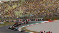 Marc Márquez busca consolidarse en la casa de Rossi