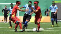 El Mundial de Fútbol para Ciegos se podrá seguir en streaming