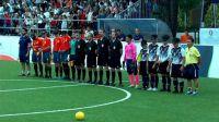 España debuta con éxito en el Mundial de Fútbol para Ciegos