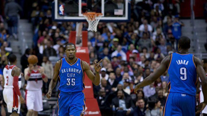Los Lakers podrían hacerse con Kevin Durant en 2019
