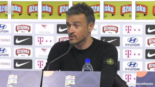Luis Enrique: 'Me encantaría estar en la Final Four'