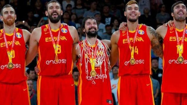 La Selección también es Oro en audiencias: el partido de baloncesto más visto de siempre