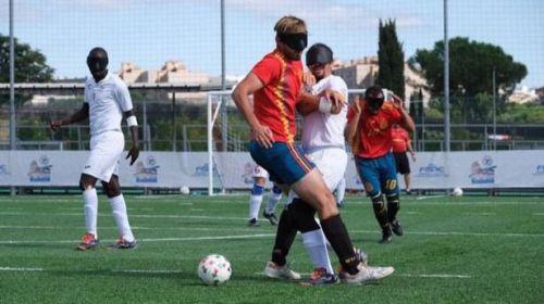 España gana por octava vez el Europeo de Fútbol para Ciegos