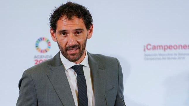 Jorge Garbajosa, nuevo presidente de la Comisión de Competiciones FIBA