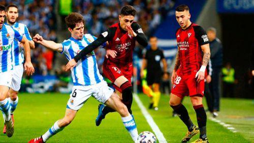 La Real y el Athletic vencen, pero las semis siguen abiertas