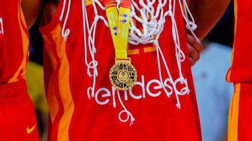 España cerrará la década como país con más medallas FIBA