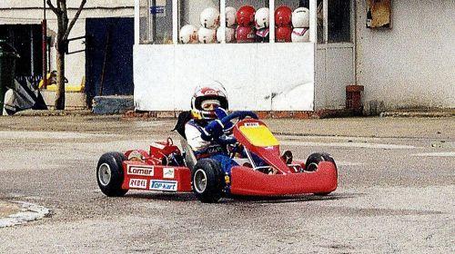 Carlos Sainz Jr. ya es nuevo piloto de Ferrari