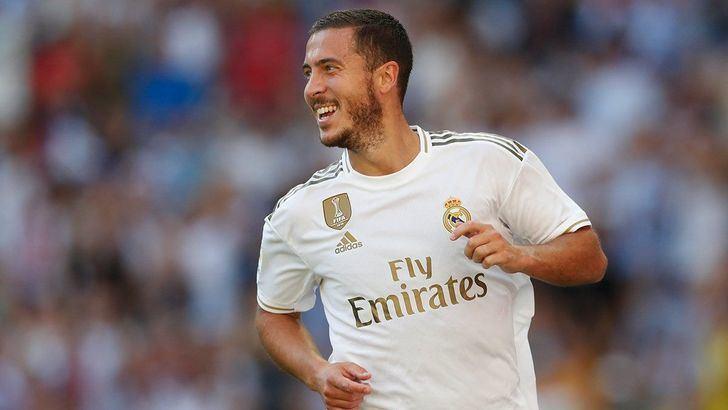Martínez: 'Hazard puede ganar el Balón dDeporte e Oro en el Madrid'