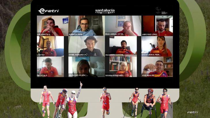 #ParaTriarmada presenta las aspiraciones españolas a las medallas en Tokio 2021