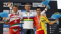 Castroviejo logra el bronce en Doha