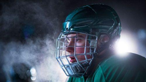 El hockey sobre hielo base de la nueva serie de HBO, 'Beartown'