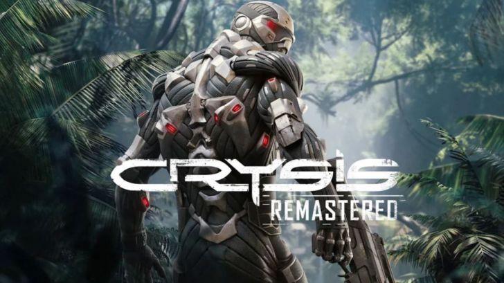 Ya hay fecha de lanzamiento para Crysis Remastered