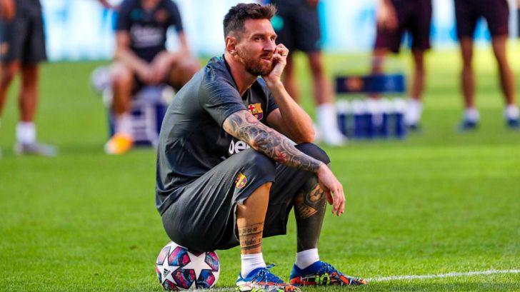 Leo Messi se queda en el Barça: 'Nunca iría a juicio contra el club que amo'