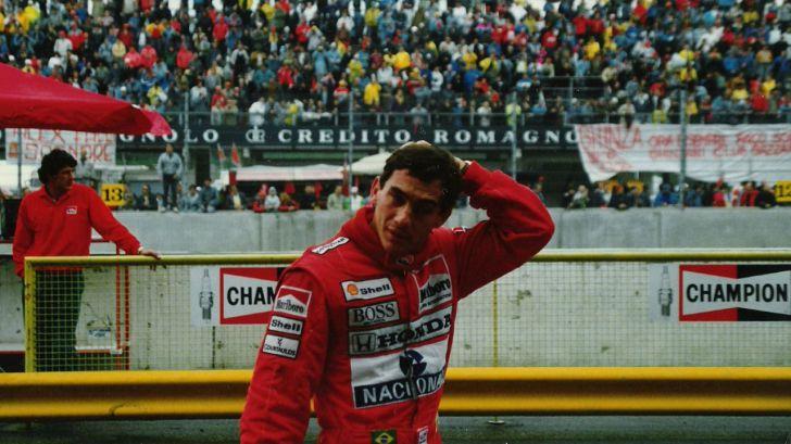 Ayrton Senna tendrá su propia serie en Netflix