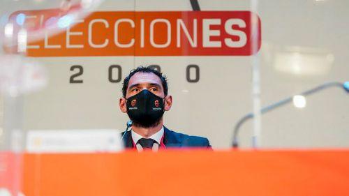 Jorge Garbajosa, reelegido Presidente de la FEB para el periodo 2020-24