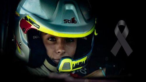 Muere la copiloto Laura Salvo en un rally en Portugal con solo 21 años