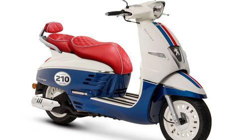 Peugeot Motocycles: Heredero de 210 años de historia