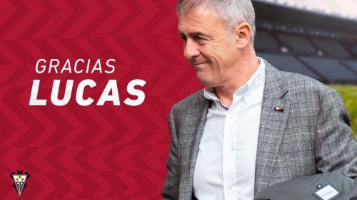 Lucas Alcaraz deja de ser entrenador del Albacete BP