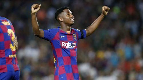 FC Barcelona: Ansu Fati se enfrenta a unos cuatro meses de baja