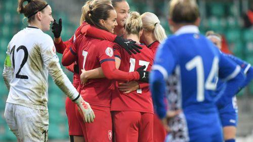 República Checa golea a Moldavia y se coloca segunda en el grupo de España