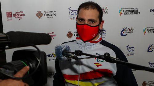 Toni Ponce ha sido la gran estrella del Torneo Internacional Castalia de Castellón