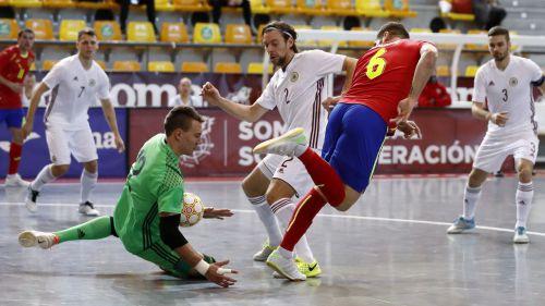 2020: España lidera el ranking mundial y europeo de fútbol sala