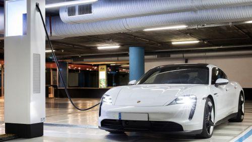 Porsche City Charging: Hacia el futuro de los coches eléctricos